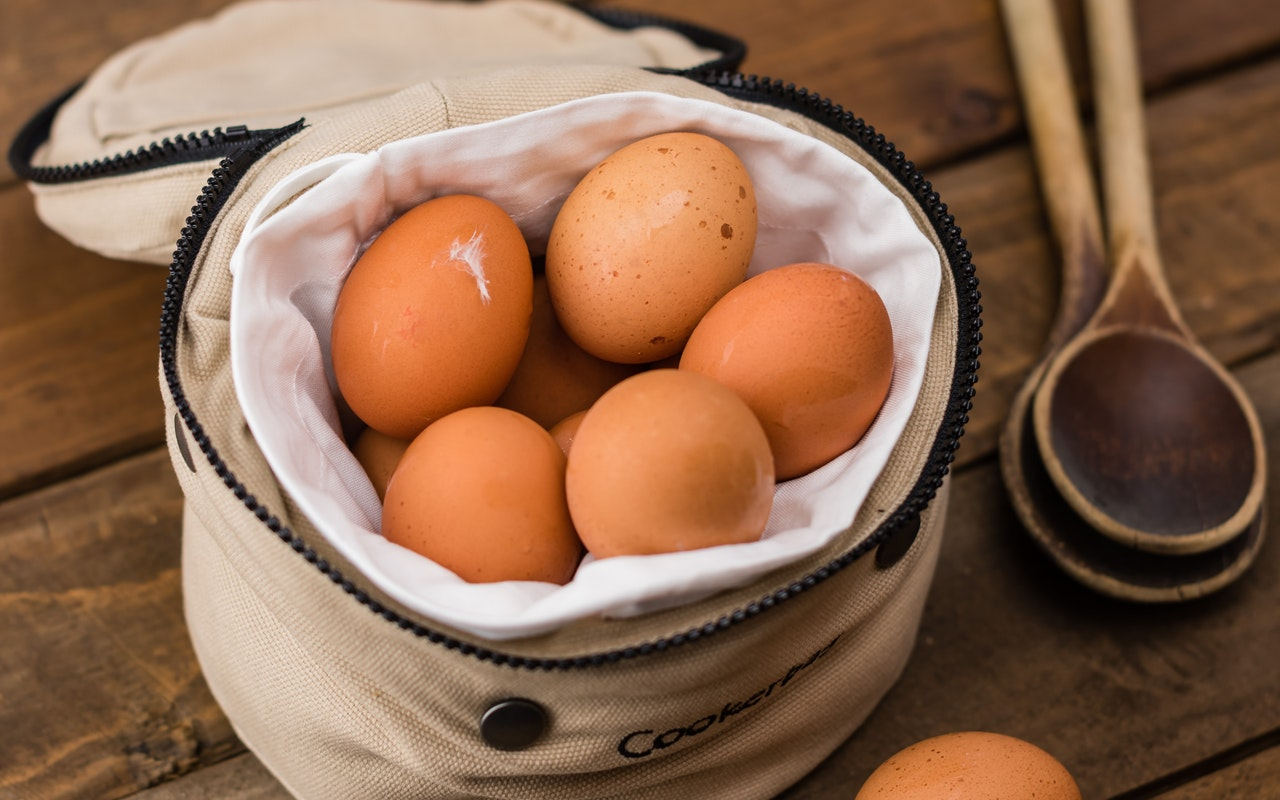 Are your eggs in one basket? Forbes suggest they shouldn't be.
